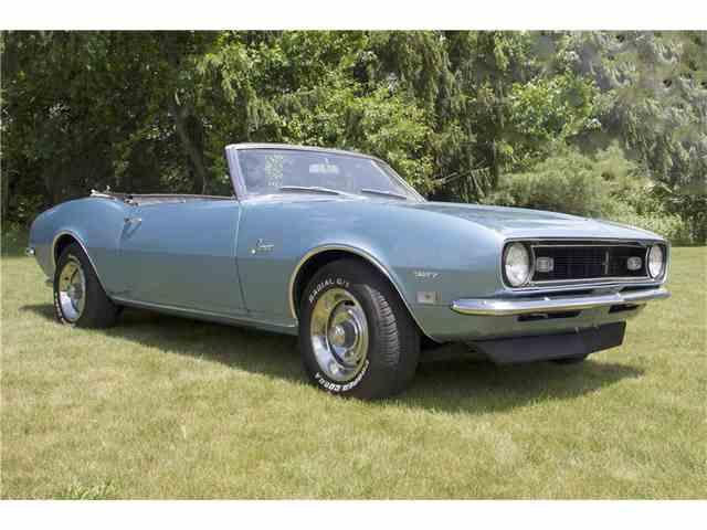 1968 Chevrolet Camaro | 985756