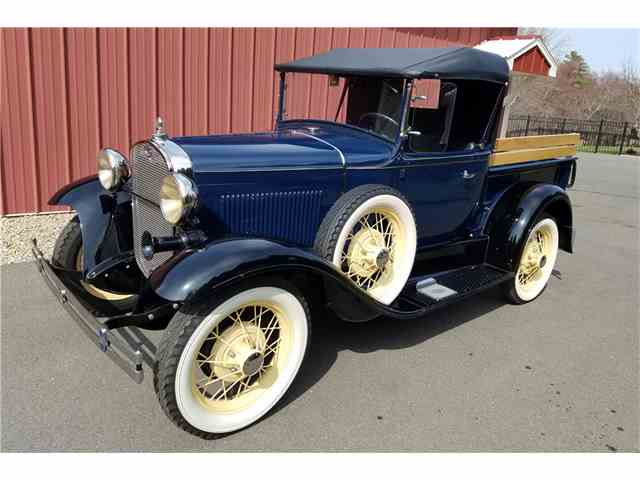 1930 Ford Model A | 985759