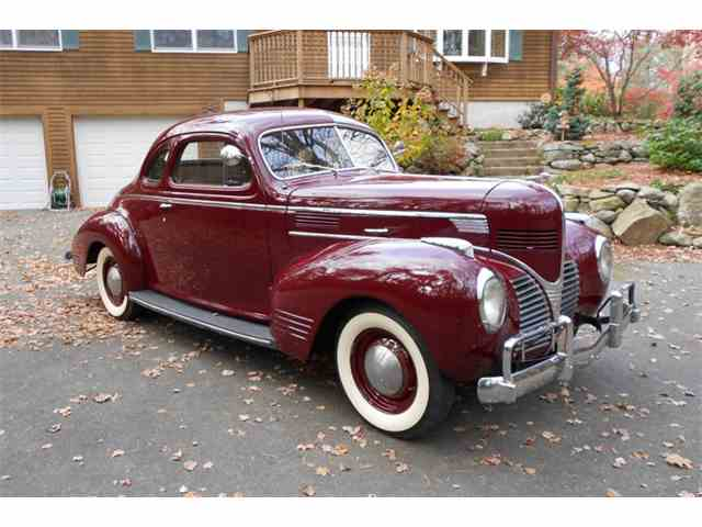 1939 Dodge Club Coupe | 985760