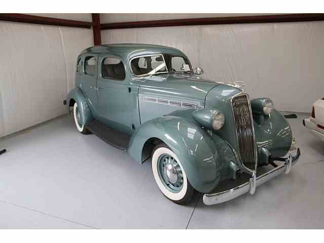 1936 Studebaker Dictator   985761