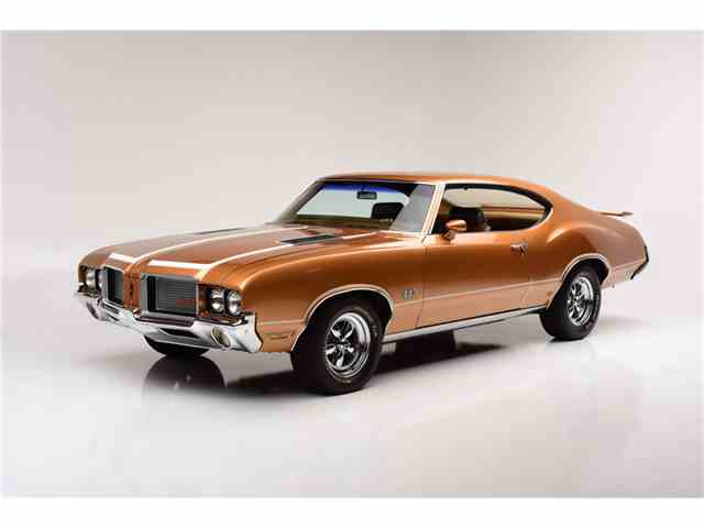 1972 Oldsmobile Cutlass | 985761