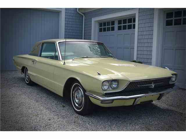 1966 Ford Thunderbird | 985761