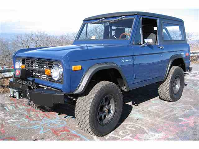 1975 Ford Bronco | 985763
