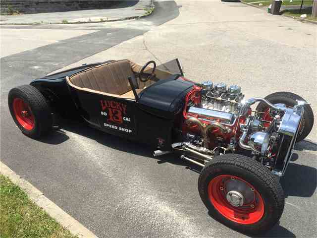 1924 Ford Model A   985767
