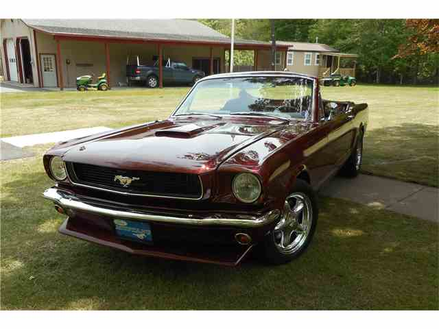 1965 Ford Mustang | 985768