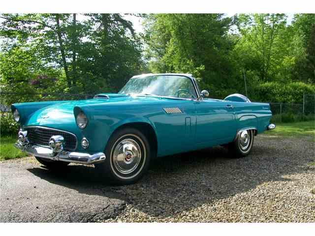 1956 Ford Thunderbird | 985771
