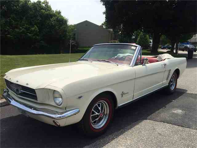 1965 Ford Mustang | 985773