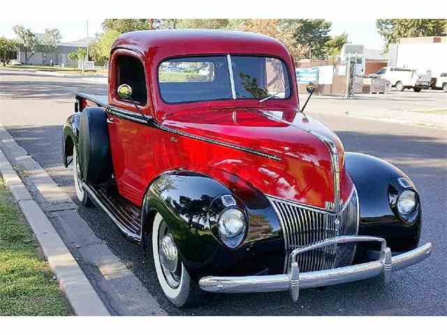 1940 Ford 1/2 Ton Pickup | 985774
