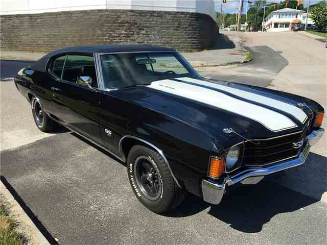 1972 Chevrolet Chevelle SS | 985776