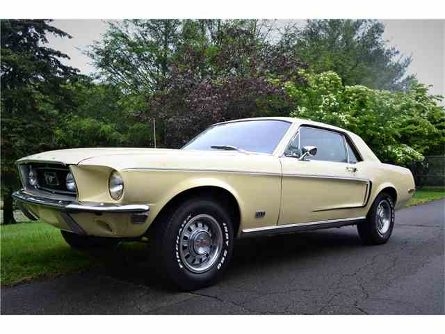 1968 Ford Mustang GT | 985777