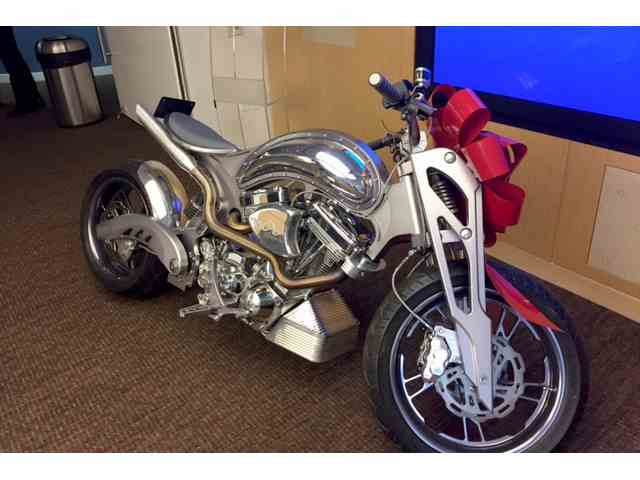 2015 Custom Motorcycle | 985781
