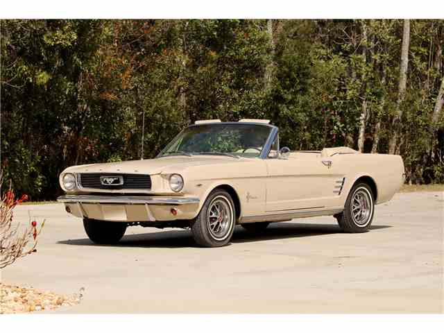 1966 Ford Mustang | 985784