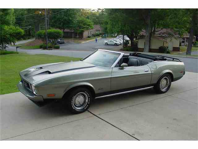 1973 Ford Mustang | 985785