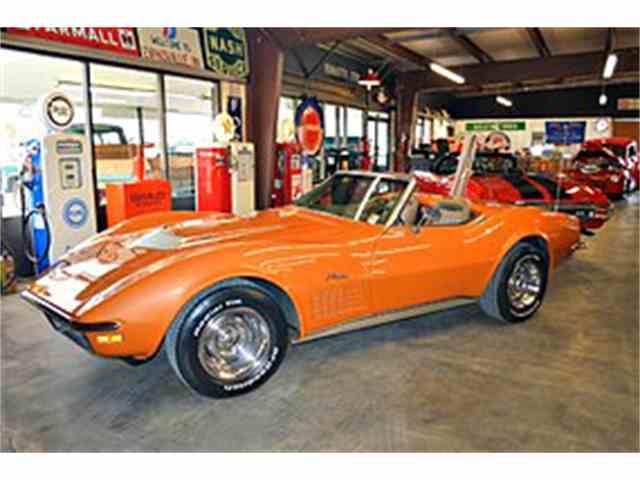 1972 Chevrolet Corvette | 985786