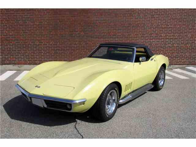 1968 Chevrolet Corvette | 985787