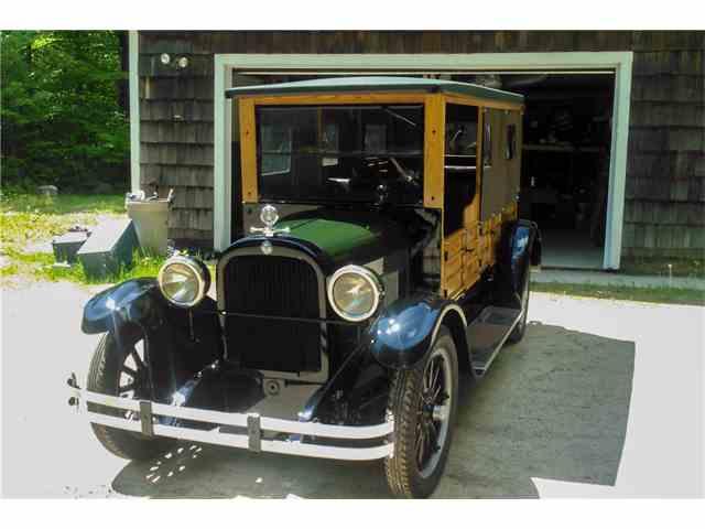 1927 Dodge Brothers Antique   985788