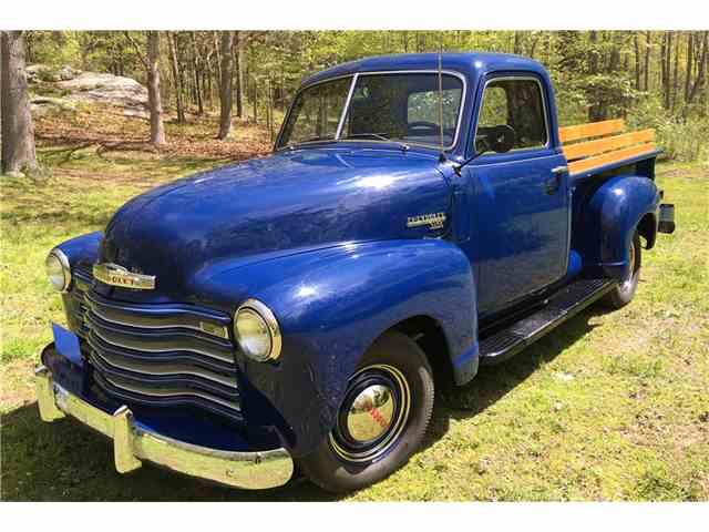1950 Chevrolet 3100 | 985791