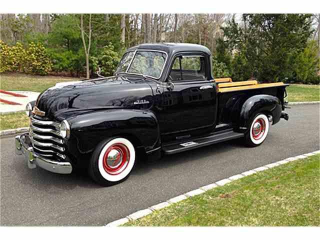 1953 Chevrolet 3100   985792