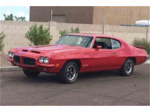 1971 Pontiac GTO   985792