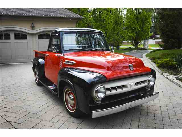 1953 Ford F100 | 985795