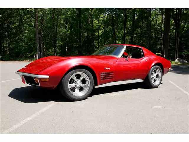 1972 Chevrolet Corvette | 985796