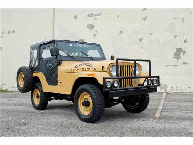 1977 Jeep CJ5 | 985799