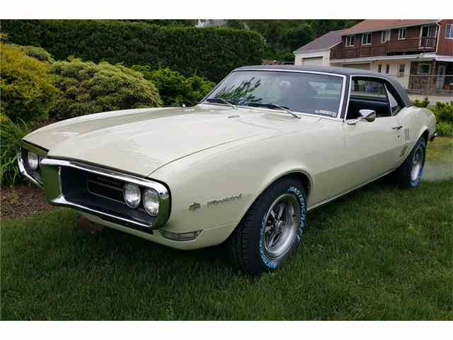 1968 Pontiac Firebird | 985803