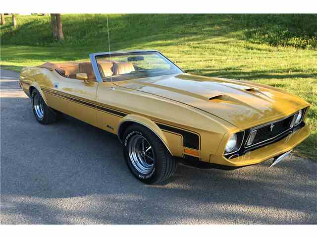 1973 Ford Mustang | 985804