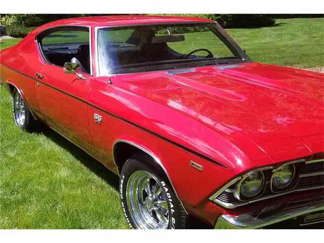 1969 Chevrolet Chevelle SS   985805