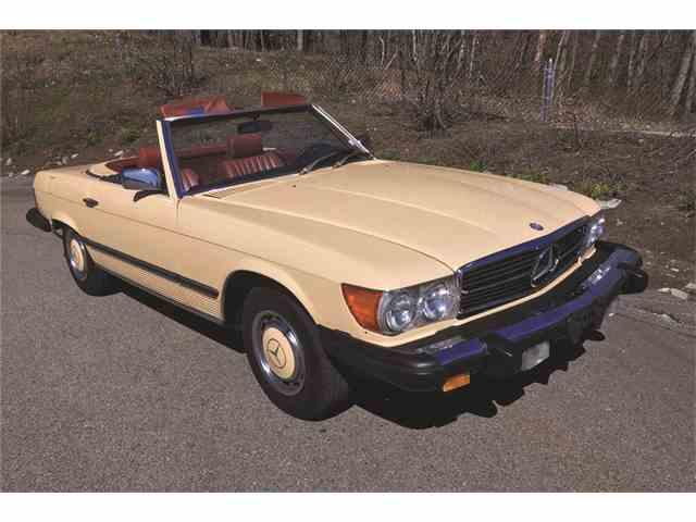 1980 Mercedes-Benz 450SL   985811