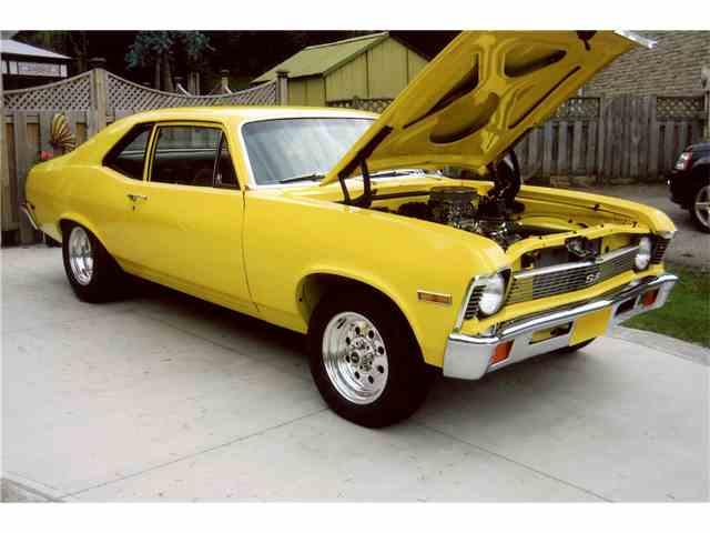 1972 Chevrolet Nova | 985816