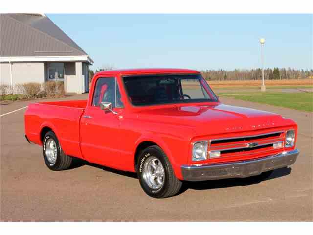 1967 Chevrolet C/K 10 | 985817