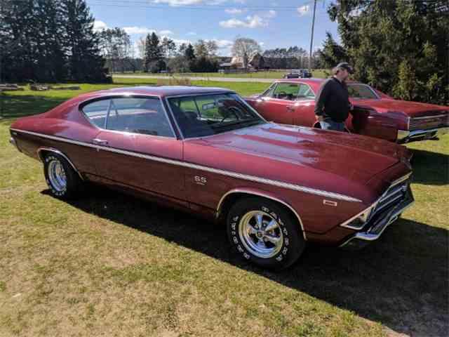 1969 Chevrolet Chevelle | 980582