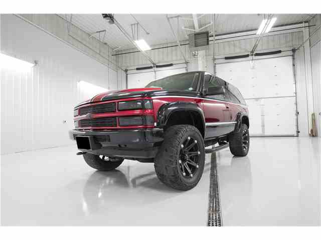 1997 Chevrolet Tahoe | 985820