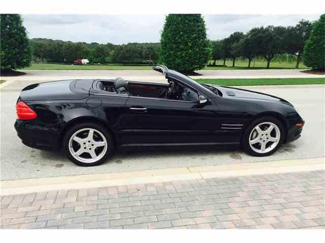 2003 Mercedes-Benz SL500   985825