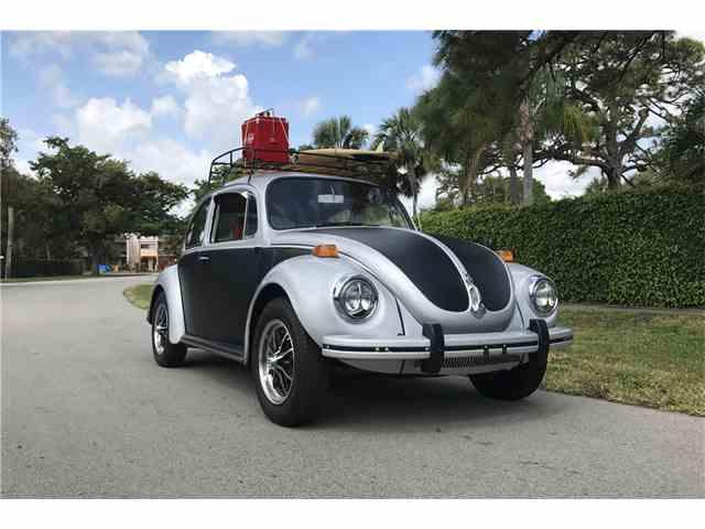 1971 Volkswagen Super Beetle | 985826