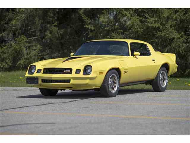 1978 Chevrolet Camaro Z28 | 985827