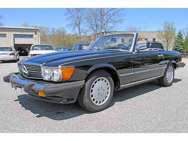 1988 Mercedes-Benz 560SL | 985828