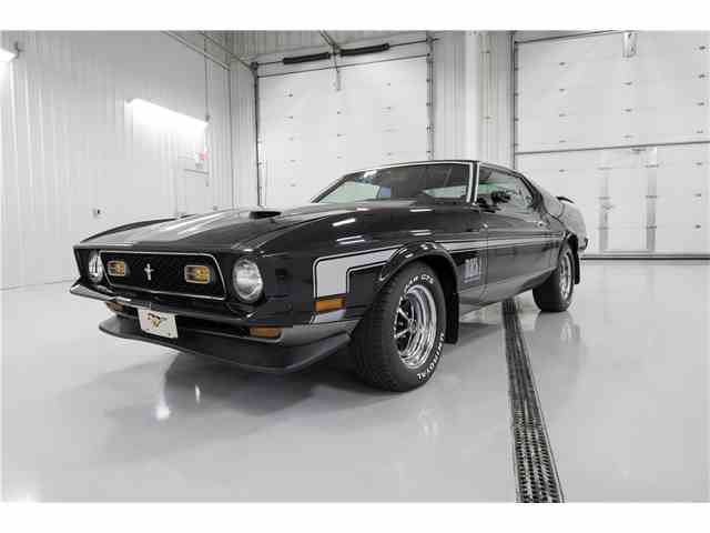 1972 Ford Mustang Mach 1 | 985828