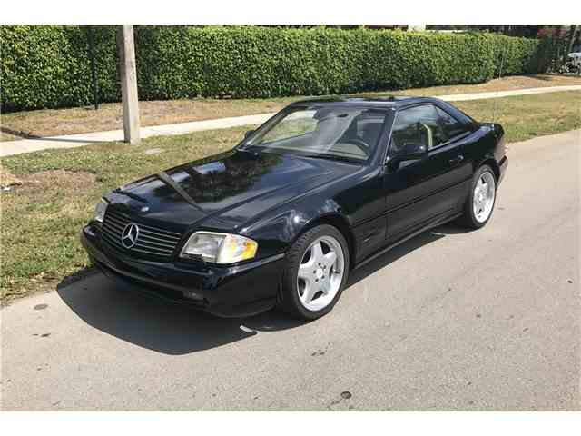 2001 Mercedes-Benz SL500 | 985829