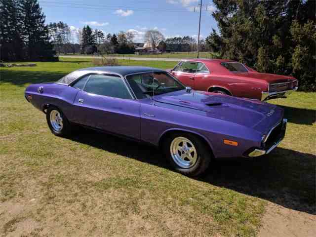 1973 Dodge Challenger | 980583