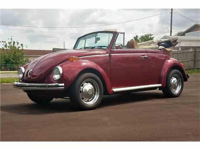1972 Volkswagen Super Beetle | 985832