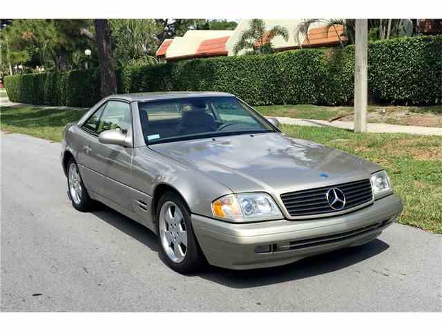 1999 Mercedes-Benz SL500 | 985834