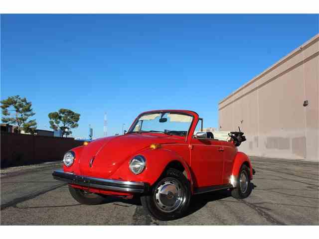 1979 Volkswagen Beetle   985836