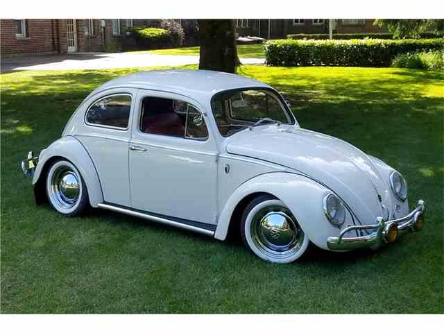 1963 Volkswagen Beetle   985837
