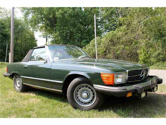 1974 Mercedes-Benz 450SL | 985838