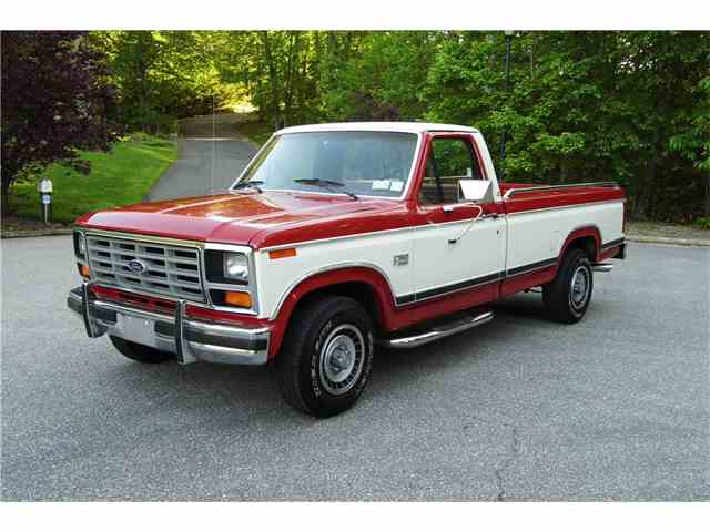 1982 Ford F150 | 985845
