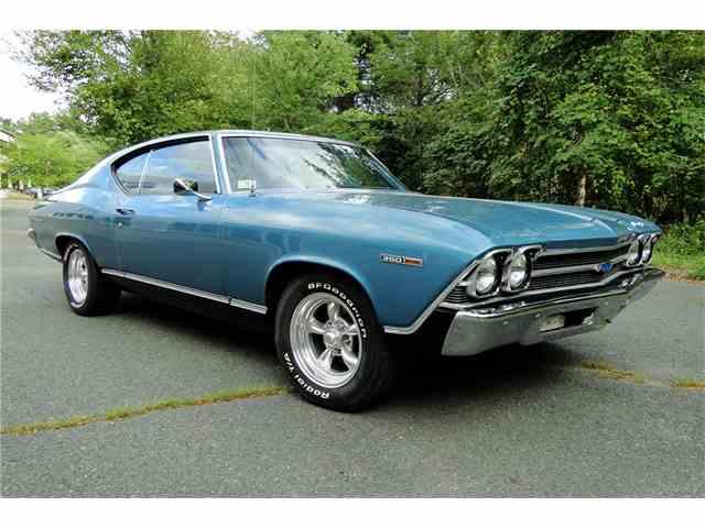 1969 Chevrolet Malibu | 985846