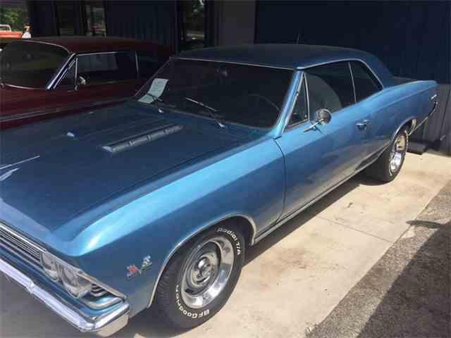 1966 Chevrolet Chevelle | 985847