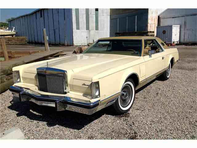1977 Lincoln Continental Mark V | 985848